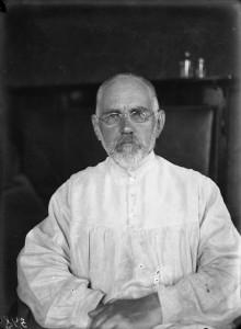 Харламов Н. Н. - первый директор музея